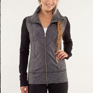 [Lululemon] Daily Yoga Jacket 10